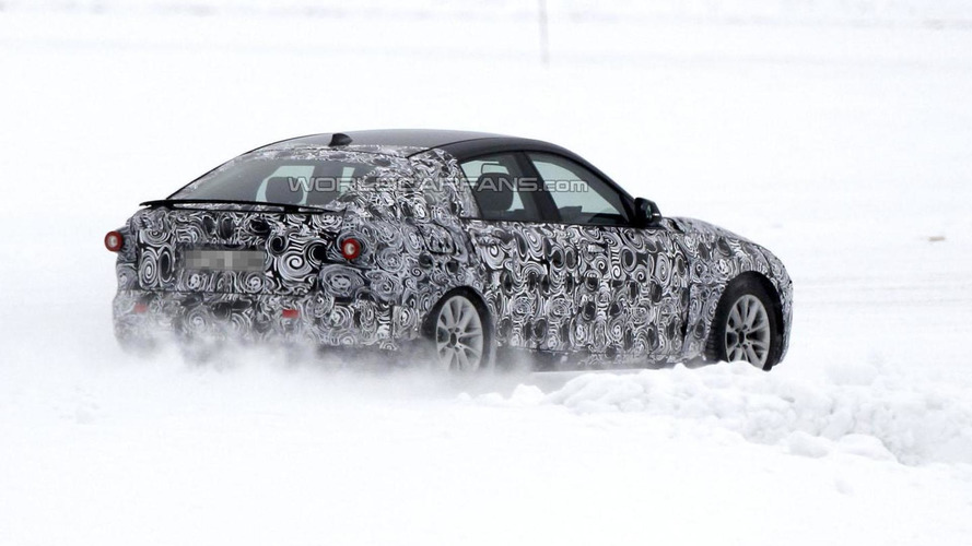 2013 BMW 3-Series GT spied yet again