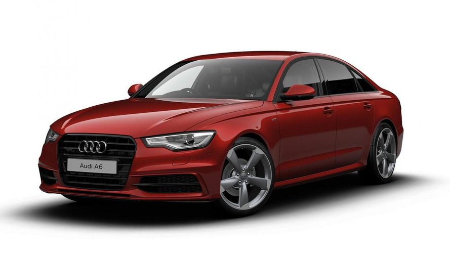 Audi A6 and A7 Black Edition announced (UK)