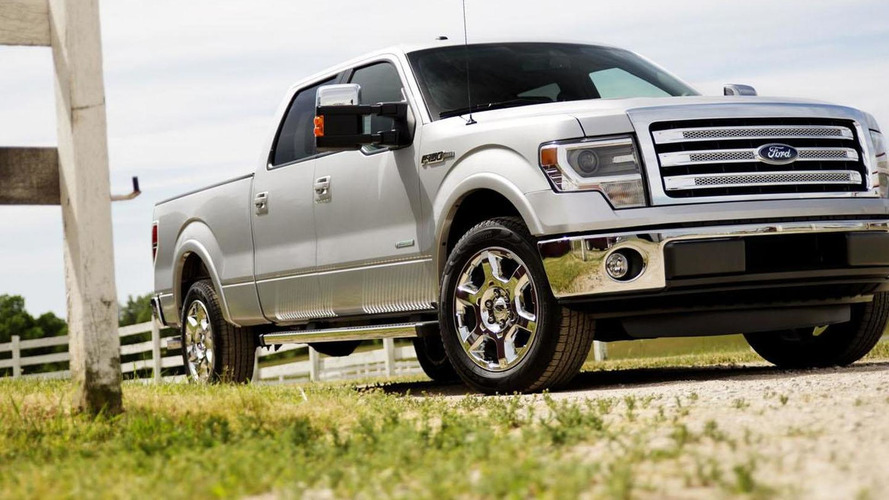 2015 Ford F-150 gunning to be the lightest, most efficient full-size pickup - report