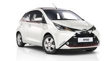 Toyota nouvelles finitions 2017