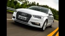 Nacional, A3 Sedan emplaca 900 unidades e leva Audi à liderança entre as premium