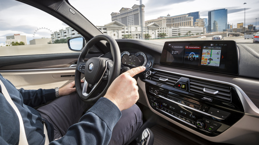 Autonomous BMW 7 Series test fleet launches later this year