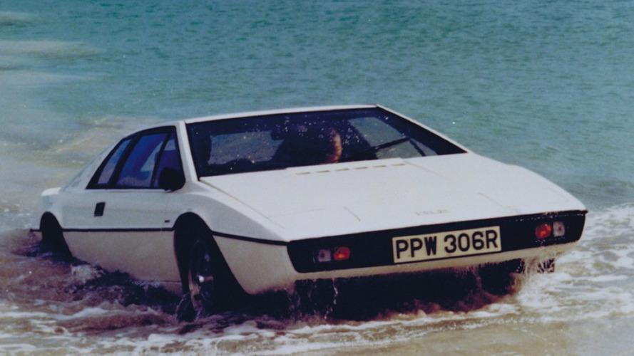 Spécial 007 - La Lotus Esprit S1 de James Bond
