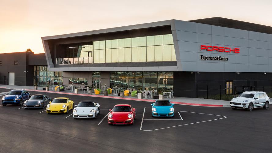 Porsche, Los Angeles'ta bir otomotiv tesisi açtı