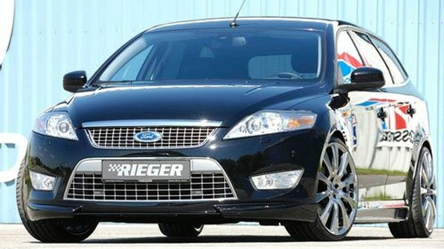 Rieger Tunes Ford Mondeo
