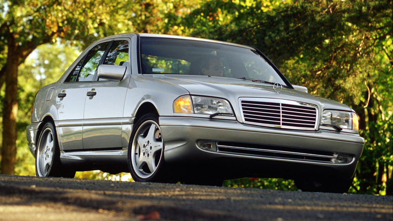 300 horsepower cars you can snag for under 10 000 for Mercedes benz usa price list