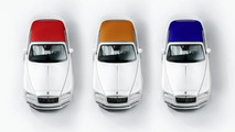 Une nouvelle collection pour la Rolls-Royce Dawn
