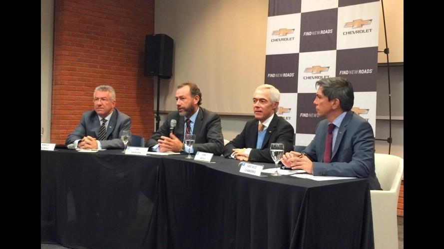 GM anuncia produção de 6 novos modelos no Brasil a partir de 2019