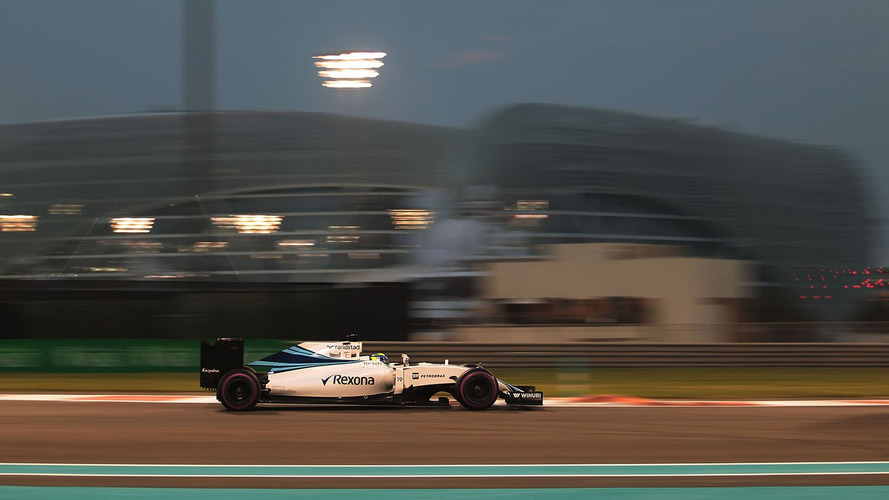 F1 Abu Dhabi Grand Prix - Qualifying Results