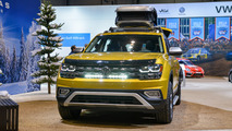 Volkswagon Atlas Weekend Edition: Chicago 2017