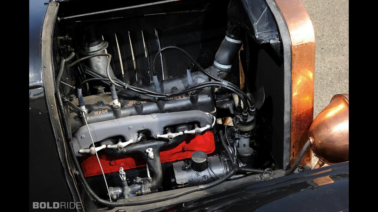 Ford Model T Torpedo Phaeton