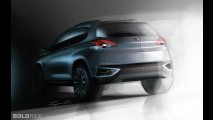 Peugeot Urban Crossover Concept