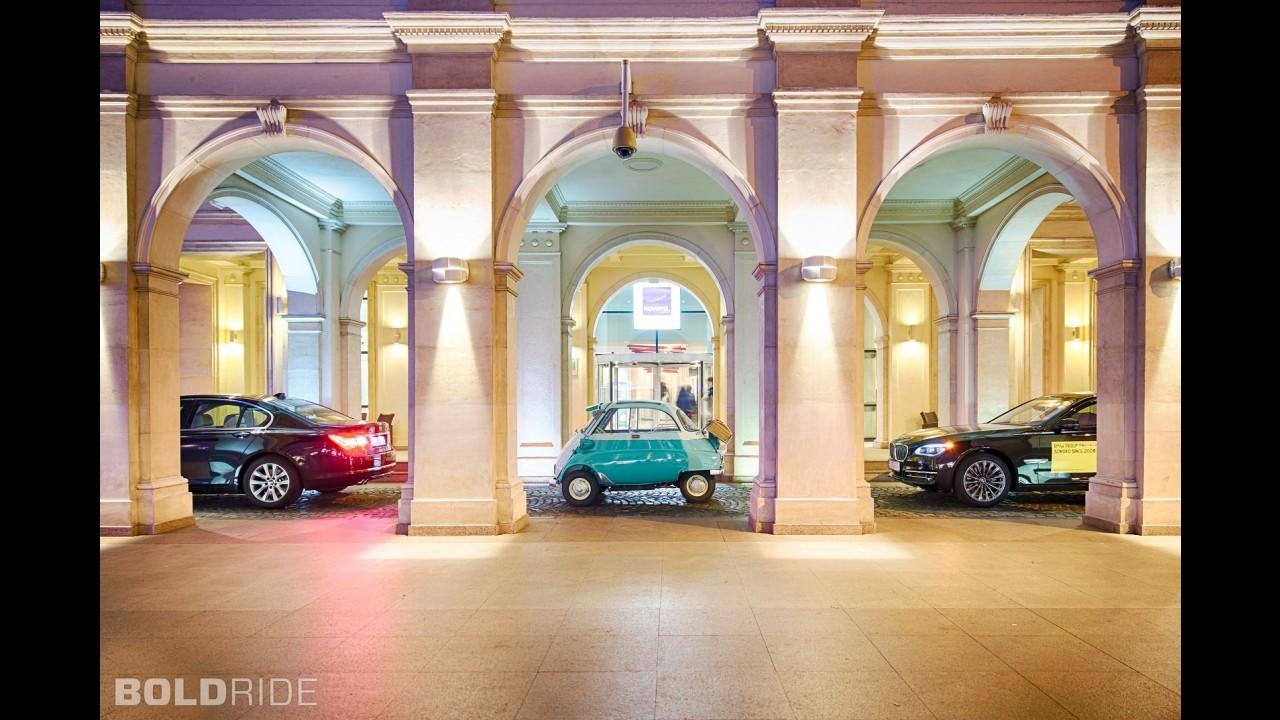 BMW Isetta 300 Cabriolet