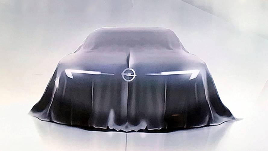 Opel - Nouveau concept pour une nouvelle ère