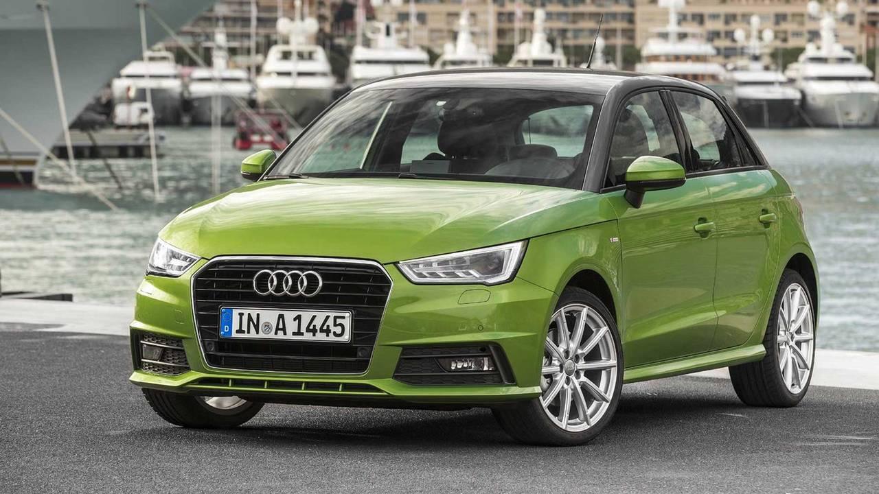 Utilitarios: Audi A1 1.0 TFSI Attraction 2018