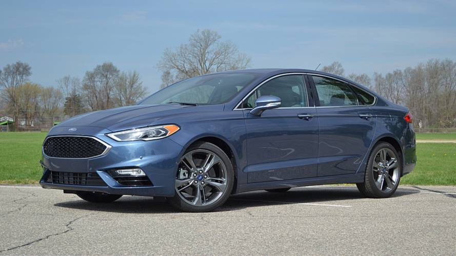 2018 Ford Fusion Sport: Review