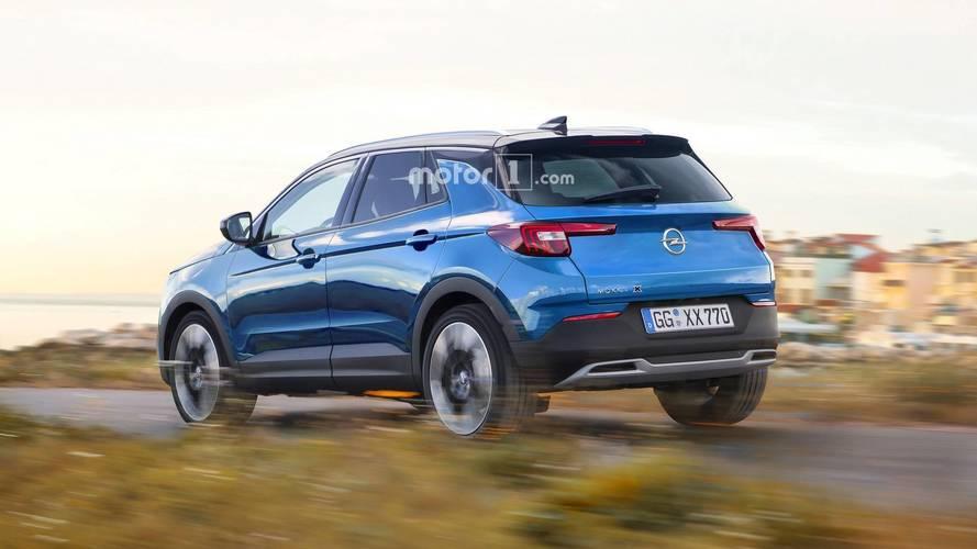 Opel Adam X, Mokka X, Monza X rendus
