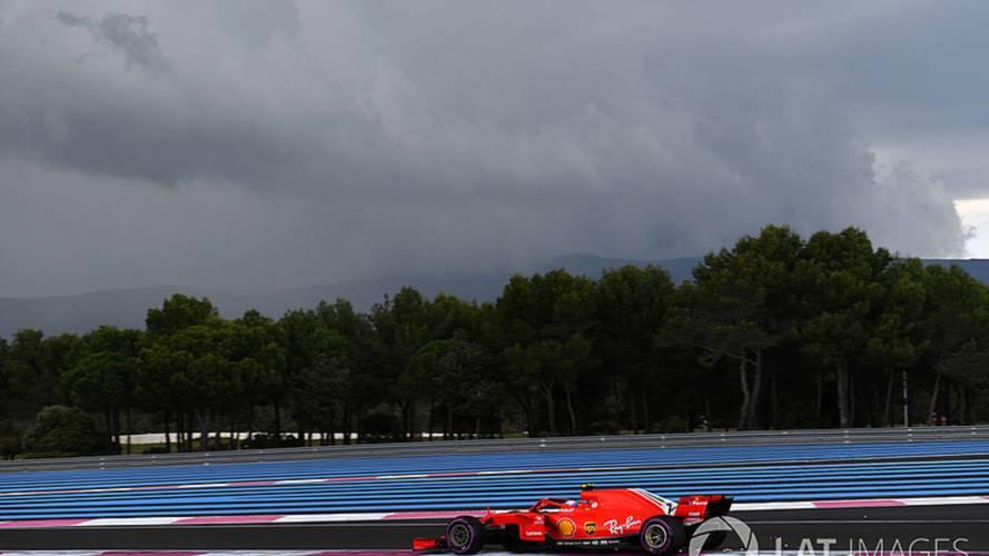 GP Francia Formula 1 2018