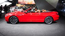 BMW 650i Convertible at 2015 NAIAS