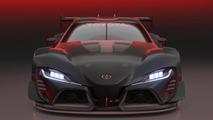 Toyota FT-1 Vision GT konsepti
