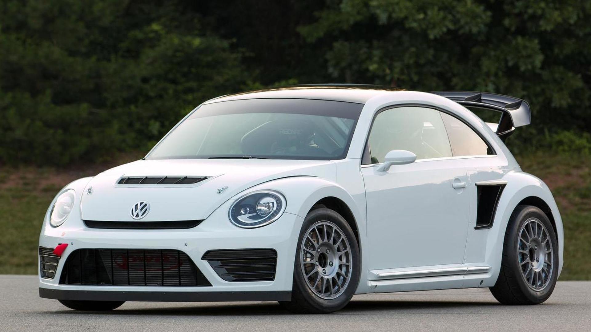 VW Beetle GRC 2014 года: двигатель 1,6-литра на 544-силы