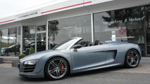 Limited edition Audi R8 GT Spyder stolen from German dealer