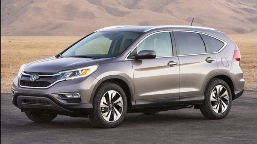 Honda, il rinnovo della gamma ricomincia dai SUV
