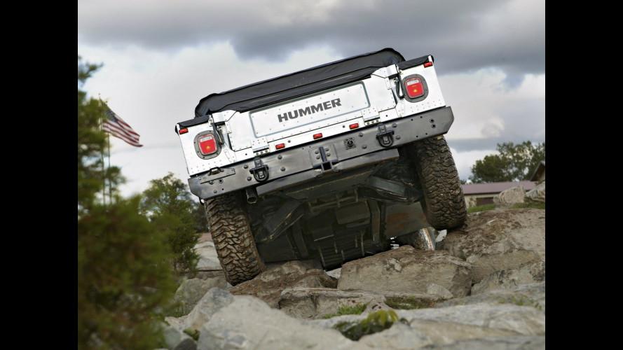 Hummer, dalla guerra alla strada, fino alla chiusura