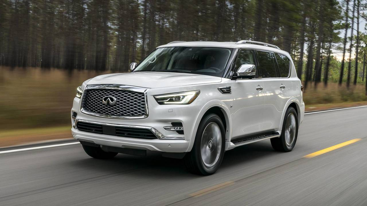 2018 infiniti qx80 first drive the wayback machine. Black Bedroom Furniture Sets. Home Design Ideas