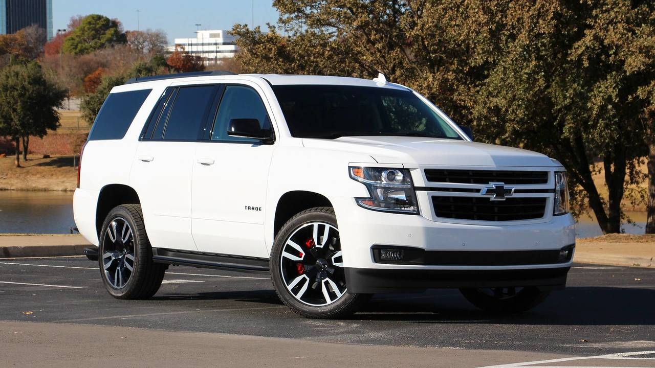 2018 Chevy Silverado Midnight Edition Price >> 2018 Chevy Tahoe RST First Drive: Everything's Faster In Texas