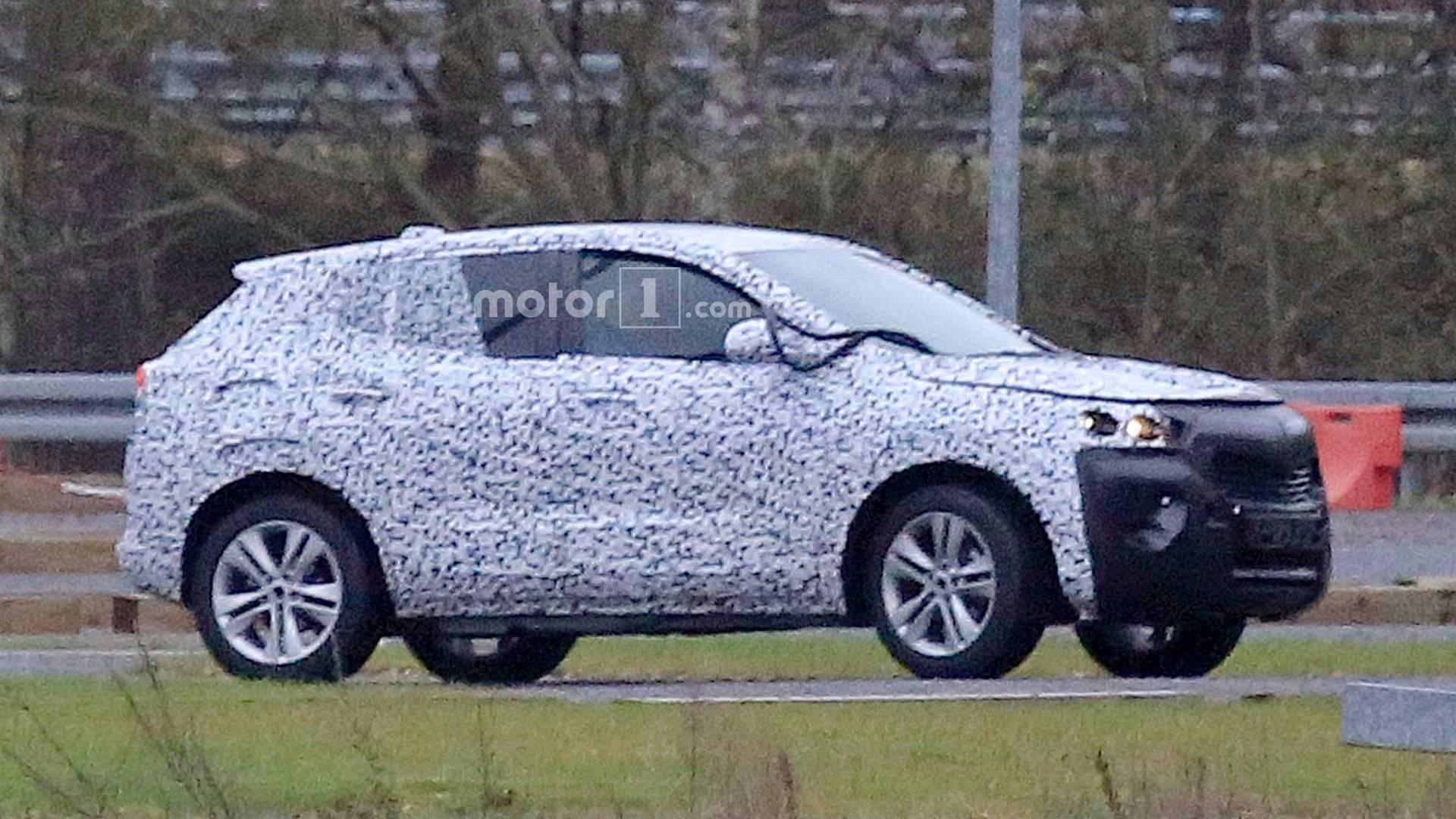 VWVortex.com - Next-gen Opel Mokka crossover (aka Buick ...