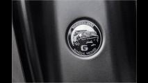 Platz nehmen: Mercedes G-Klasse