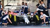 Test F1 2017 Abu Dhabi