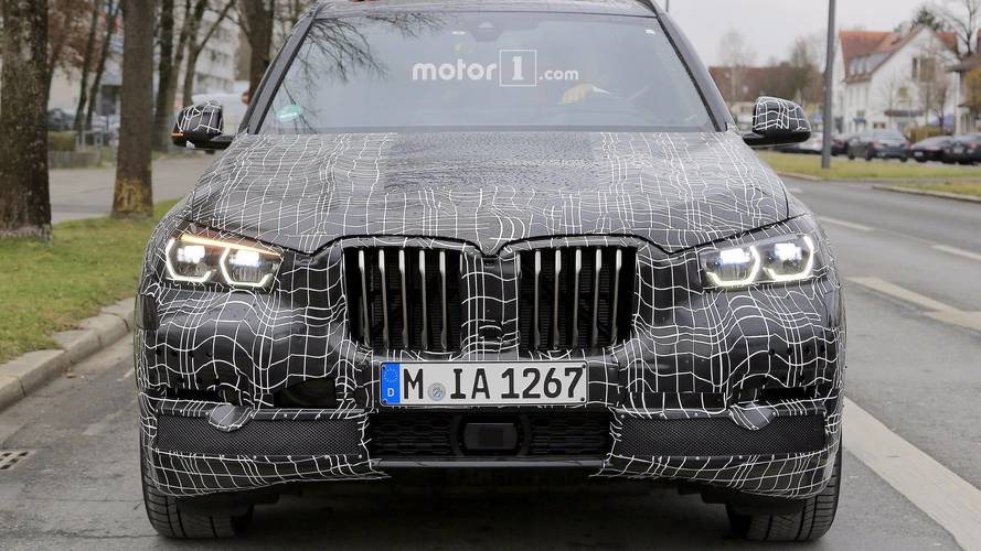 Photos espion - BMW X5 (2019)