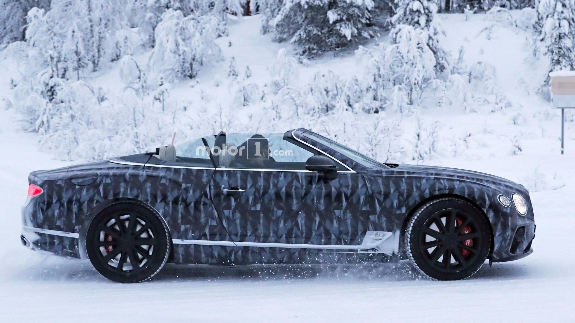 2017 - [Bentley] Continental GT - Page 5 2019-bentley-continental-gtc-spy-photo