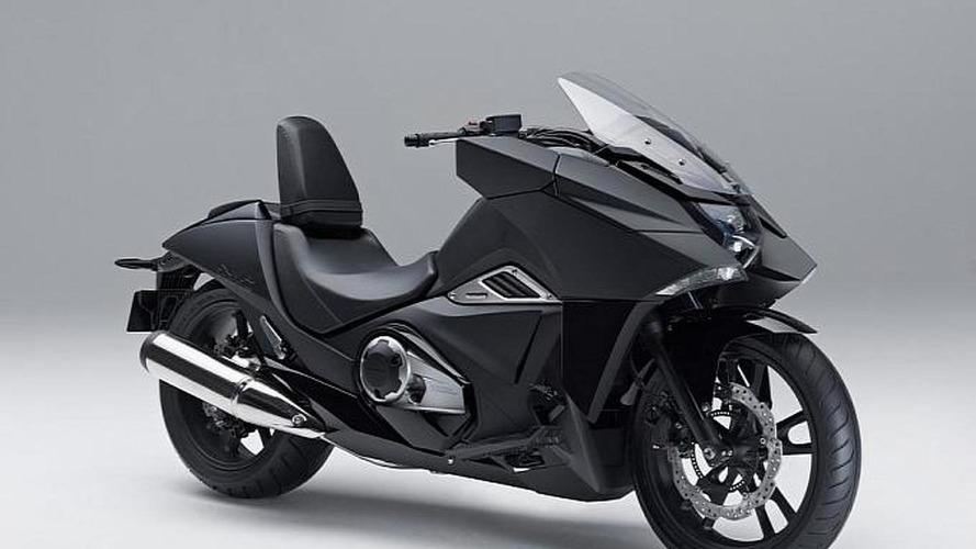 Honda plans on putting Gundam-styled NM4 Vultus motorcycle into production