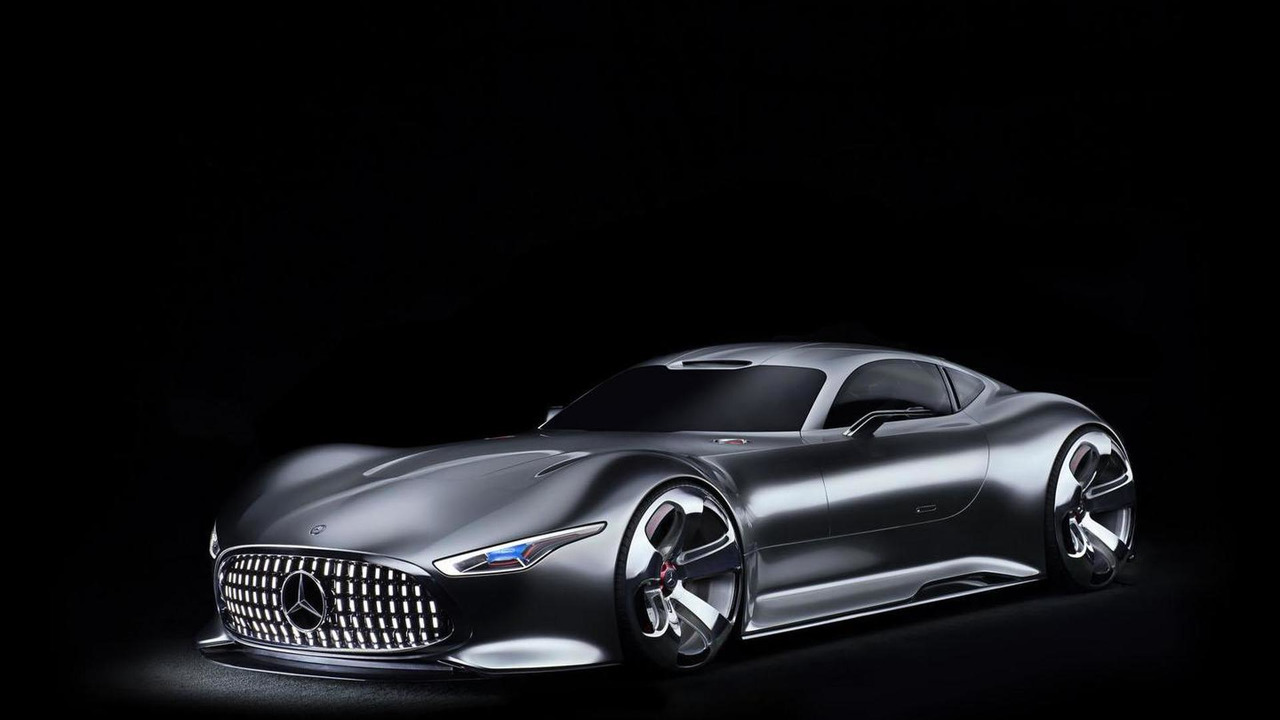 Marvelous Mercedes Benz AMG Vision Gran Turismo