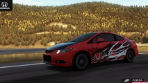 Honda Civic Si Coupe in Forza Motorsport