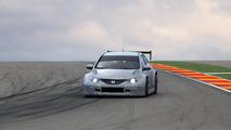 2014 Honda Civic hatchback WTCC