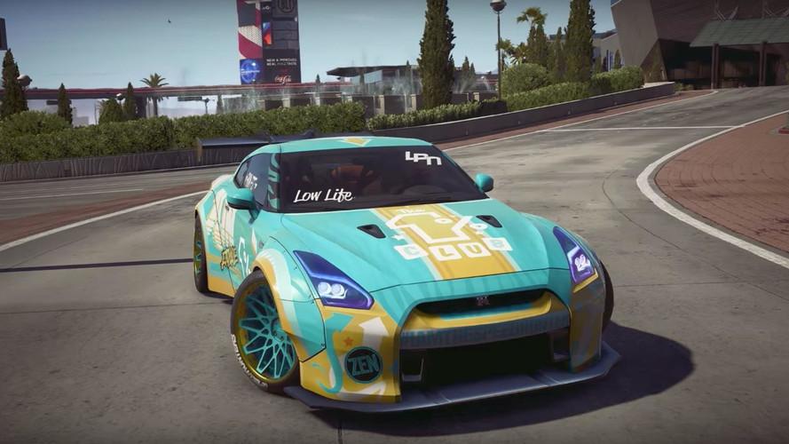 Need For Speed: Payback'in otomobil listesi yayınlandı