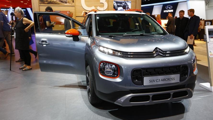 VIDÉO - Découvrez le Citroën C3 Aircross dans ses moindres détails !