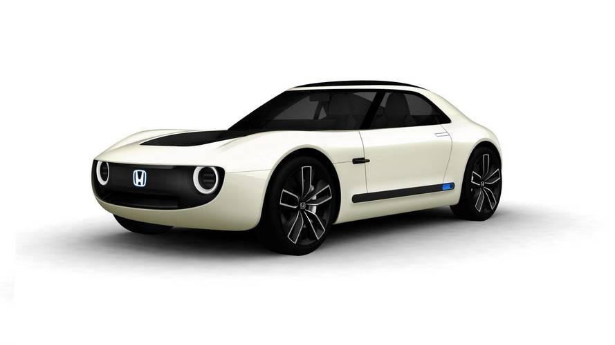 Honda Sports EV - Pour que l'électrique ne soit plus une punition