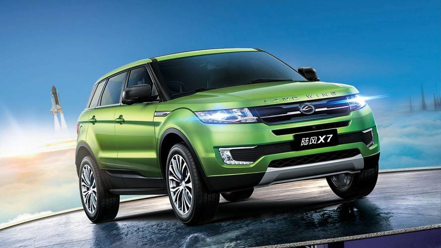 Land Rover parou de fazer conceitos por medo das cópias chinesas