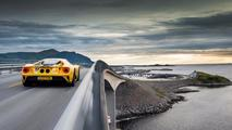 Ford GT Norveç'te