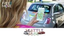 Free2Move Seattle launch
