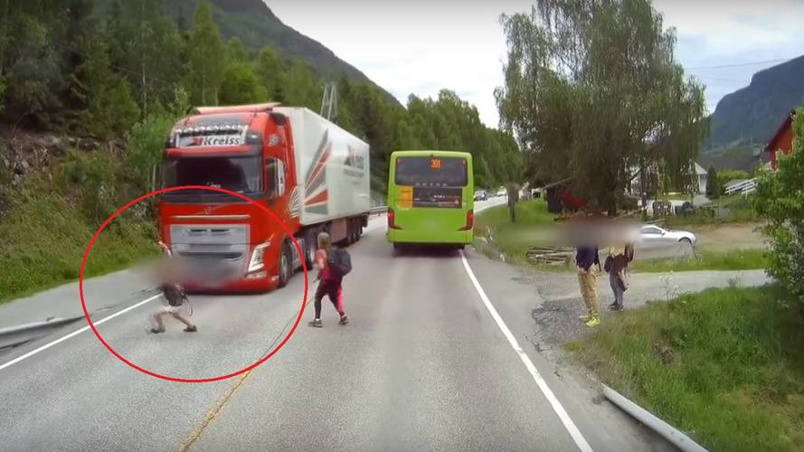 Automatic Emergency Braking Can Decide Between Life And Death