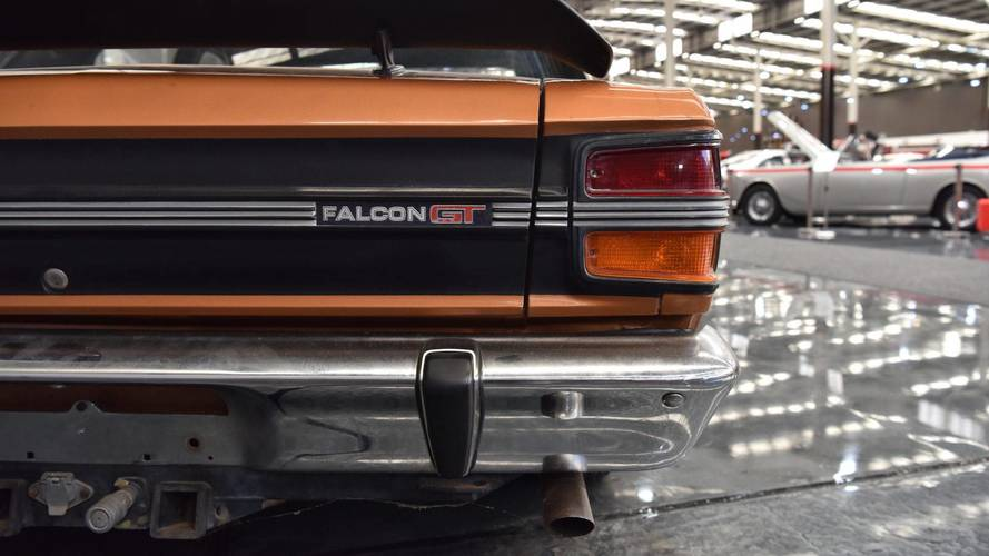 1971 Ford Falcon GTHO Auction