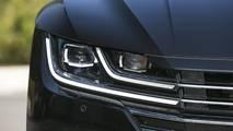 Prueba Volkswagen Arteon 2018 (teaser)