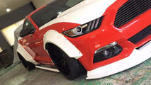 Ford Mustang LW