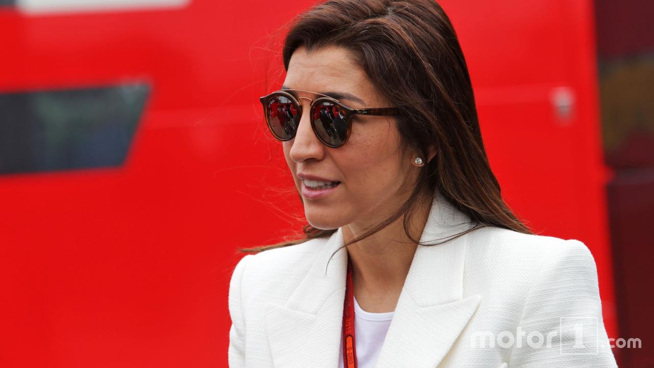 Fabiana Flosi, wife of Bernie Ecclestone